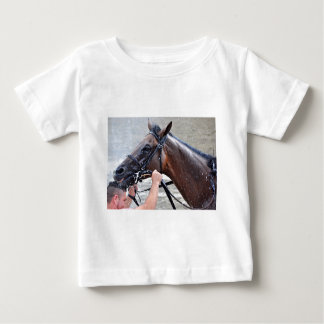 Royal Posse Gets a Cold Hosing Baby T-Shirt