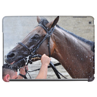 Royal Posse Gets a Cold Hosing iPad Air Case