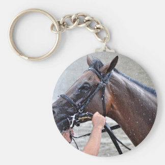 Royal Posse Gets a Cold Hosing Keychain