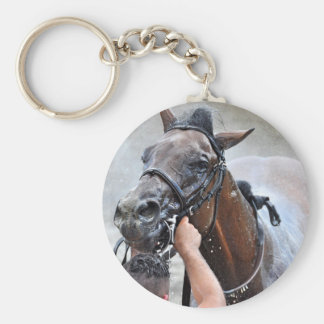 Royal Posse Keychain