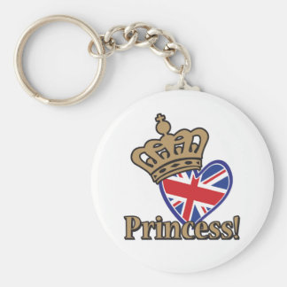 Royal Pricess Keychain