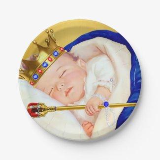 Royal Prince Boy Baby Shower