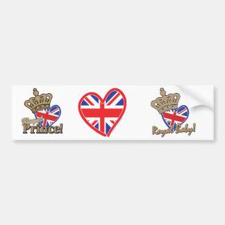 Royal Prince Bumper Sticker