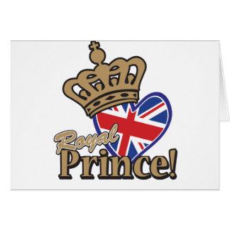Royal Prince Card