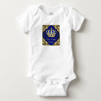Royal Prince Crown Prince Baby Boy Baby Onesie