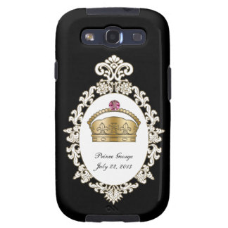 Royal Prince George Galaxy S3 Case