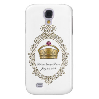 Royal Prince George Galaxy S4 Case