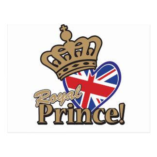 Royal Prince Postcard