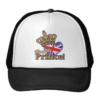 Royal Prince Trucker Hat