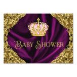 Royal Princess Baby Shower 4.5x6.25 Paper Invitation Card