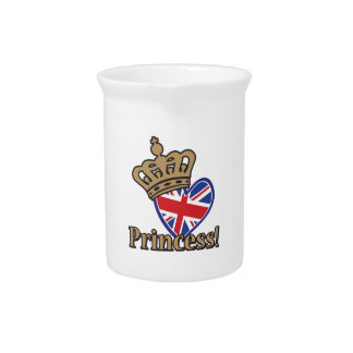 Royal Princess Beverage Pitcher