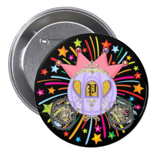 Royal Princess Pinback Buttons