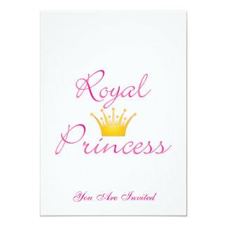 Royal Princess Card