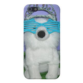 Royal Princess Humor/Tiara iPhone SE/5/5s Cover