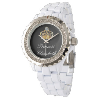 Royal Princess Monogram Wristwatch