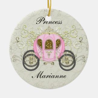 Royal Princess Party - SRF Ceramic Ornament