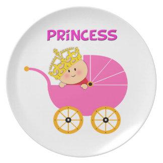 Royal Princess Plate