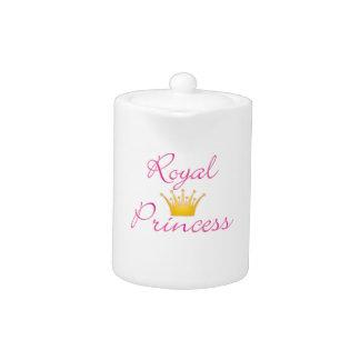 Royal Princess Teapot