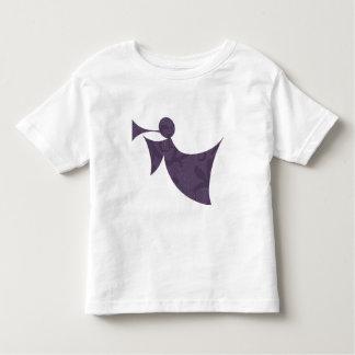 Royal Purple Angel - Toddler T-shirt