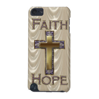 Royal Purple Cross iPod Touch 5G Cases
