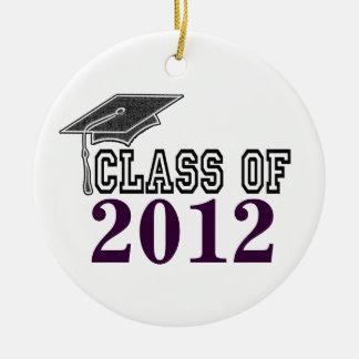 Royal Purple Graduating Class of 2012 Ornament
