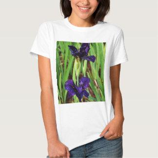 Royal Purple Iris T-shirt