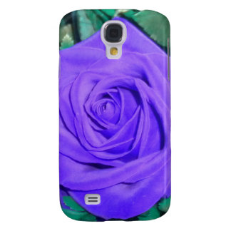 Royal Purple Rose iPhone 3 case