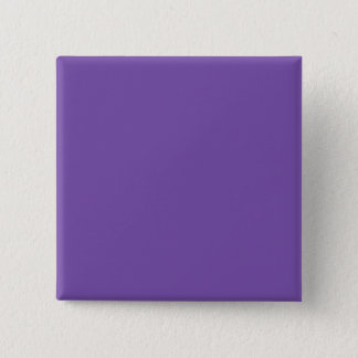 Royal Purple Simple Colored Button