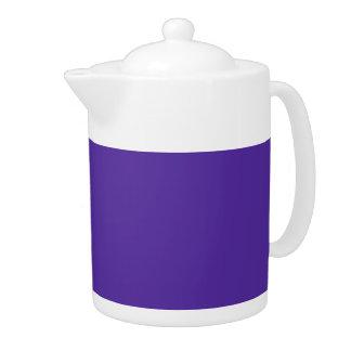 ROYAL PURPLE (solid color) ~ Teapot