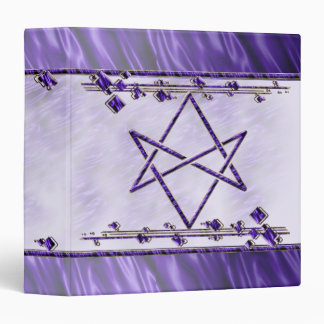 Royal Purple Unicursal Binder