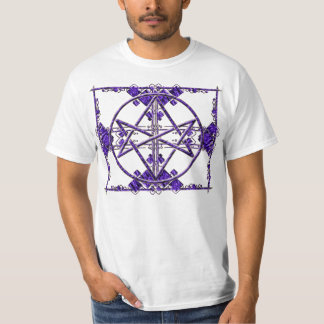 Royal Purple Unicursal T-Shirt