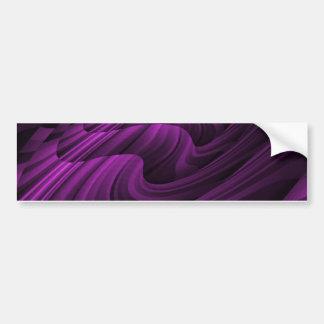 Royal_ púrpura pegatina para auto