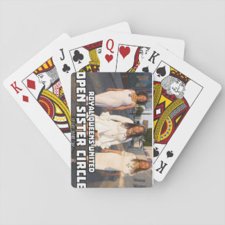 Royal Queens Deck of Cards