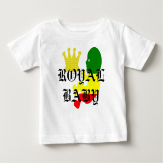 ROYAL RASTA BABY BABY T-Shirt