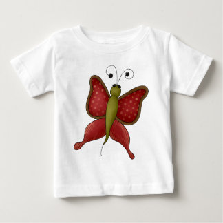 Royal Red Butterfly T-shirt