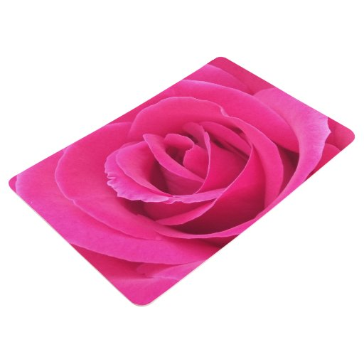 Royal Red Rose Floor Mat Zazzle
