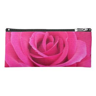 Royal Red Rose Pencil Case