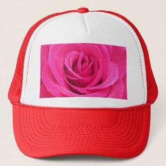 Royal Red Rose Trucker Hat