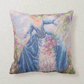 royal rococo pillow