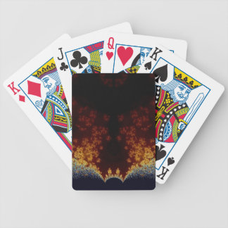 Royal Root Beer Snow Bicycle Playing Cards
