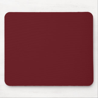 Royal Rose Red in an English Country Garden Mouse Pad