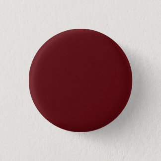 Royal Rose Red in an English Country Garden Pinback Button
