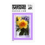 royal rose stamp