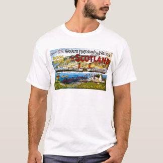 Royal Route of Scotland Summer Tours Vintage T-Shirt