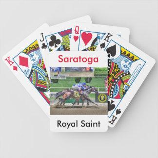 Royal Saint & Great Stuff Bicycle Playing Cards