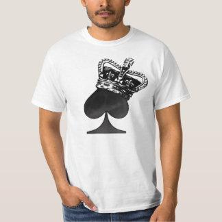 Royal Spades Skull T-Shirt