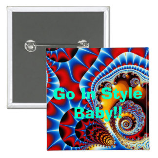 Royal Spiral Effect, Go In Style Baby!! Pin