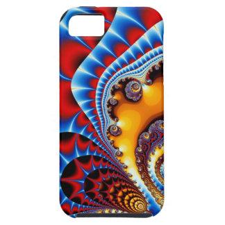 Royal Spiral Effect iPhone SE/5/5s Case