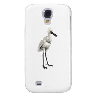 Royal Spoonbill Samsung Galaxy S4 Case