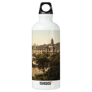 Royal Square, Caen, Basse-Normandie, France Aluminum Water Bottle